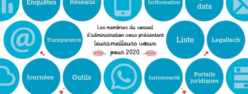 Juriconnexion carte voeux 2020
